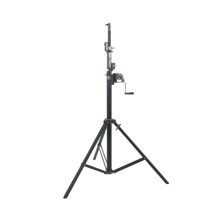 P500TA-Perche telescopique trepied 5M
