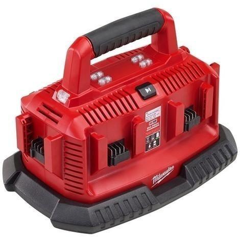 4932430086-Chargeur 14 - 18V 6 Batteries - M1418 C6